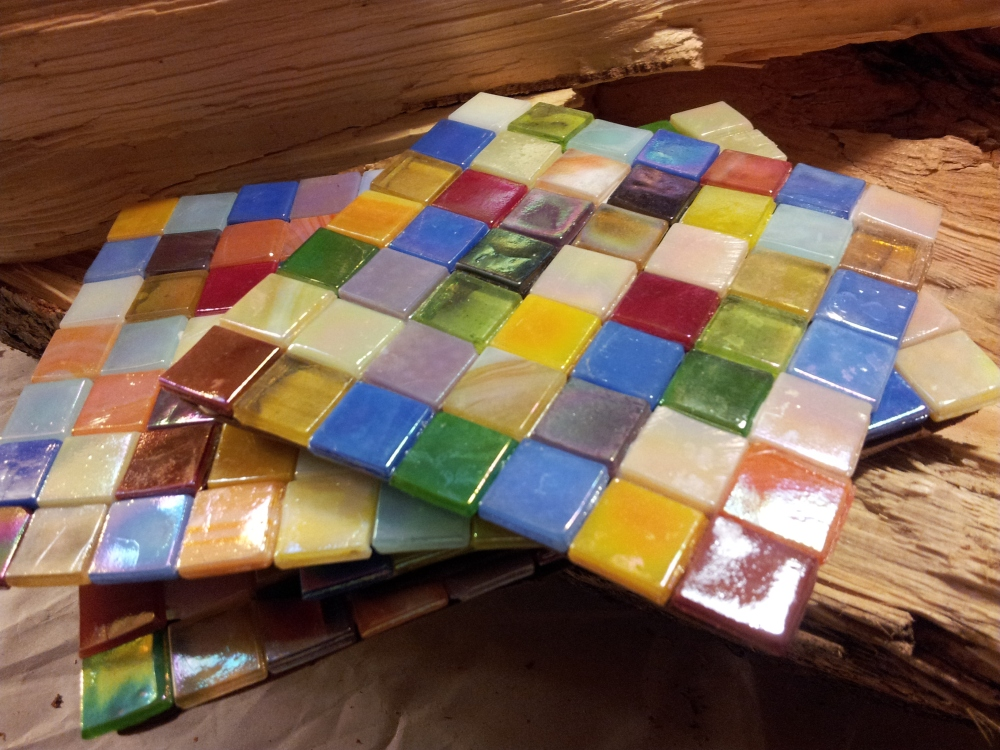 Day 47 - Fun with mosaic tiles! (2/3)